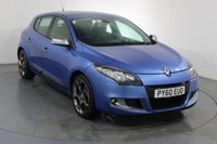 USED 2010 60 RENAULT MEGANE 2.0 GT TCE 5d 180 BHP 8 Stamp SERVICE HISTORY