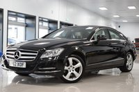 USED 2012 62 MERCEDES-BENZ CLS 3.0L CLS350 CDI BLUEEFFICIENCY 4d AUTO 265 BHP LUXURIOUS EXAMPLE, 2 KEYS!, FULL SERVICE HISTORY, BEIGE SEATS!