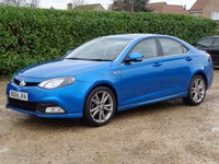 2014 MG 6 1.8 MAGNETTE 4d 160 BHP SOLD