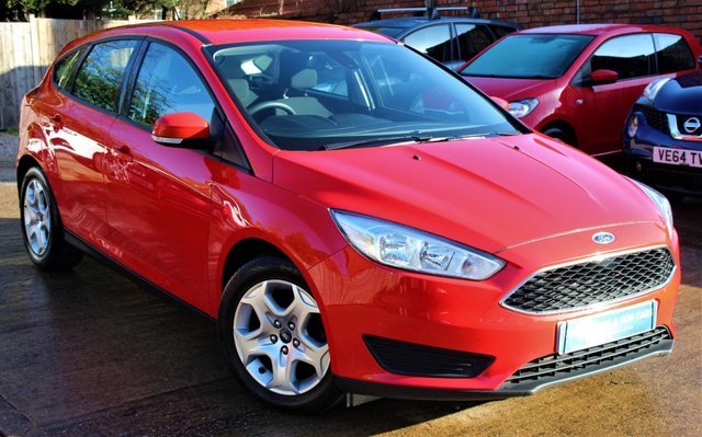 USED 2016 16 FORD FOCUS 1.6 STYLE 5d 104 BHP **** BEAUTIFUL CONDITION  ****