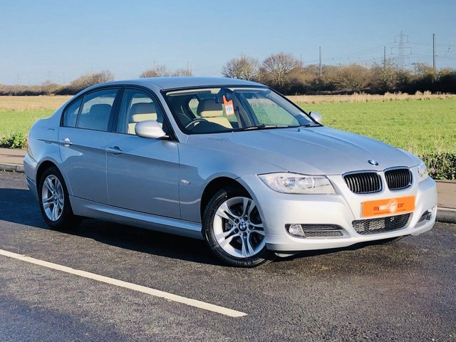 USED 2010 60 BMW 3 SERIES 2.0 318I ES 4d 141 BHP UNMOLESTED EXAMPLE ONLY 2500