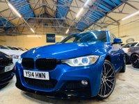 USED 2014 14 BMW 3 SERIES 2.0 320d M Sport Touring xDrive (s/s) 5dr PERFORMANCEKIT+20INBMWALLOYS+