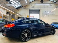 USED 2017 66 BMW 4 SERIES 2.0 420d M Sport Gran Coupe (s/s) 5dr PERFORMANCEKIT+METPAINT+20S+