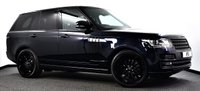 USED 2016 66 LAND ROVER RANGE ROVER 3.0 TD V6 Autobiography Auto 4WD (s/s) 5dr £100k New, Rear DVDs, Pan Roof