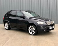 2009 BMW X5 3.0 D M SPORT 5d 232 BHP £8495.00