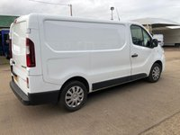 USED 2016 66 RENAULT TRAFIC 1.6 SL27 BUSINESS PLUS DCI 120 BHP