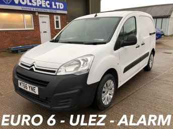 2016 CITROEN BERLINGO 1.6 625 ENTERPRISE L1 BLUEHDI 75 BHP EURO 6 £6000.00