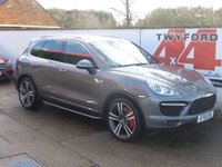 USED 2010 10 PORSCHE CAYENNE 4.8 V8 TURBO TIPTRONIC S 5d 500 BHP FULL PORSCHE SERVICE FULL SPECIFICATION TURBO