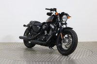 USED 2015 15 HARLEY-DAVIDSON SPORTSTER XL 1200 X FORTY EIGHT - ALL TYPES OF CREDIT ACCEPTED  GOOD & BAD CREDIT ACCCEPTED, OVER 1000 + BIKES IN STOCK