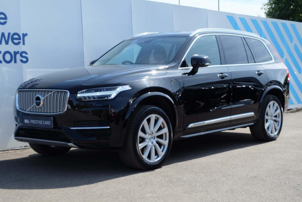 USED 2018 18 VOLVO XC90 2.0h T8 Twin Engine 10.4kWh Inscription Auto 4WD (s/s) 5dr SENSUS NAVIGATION, WINTER PACK