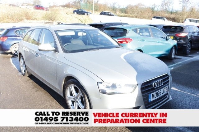 AUDI A4 at Ron Skinner and Sons
