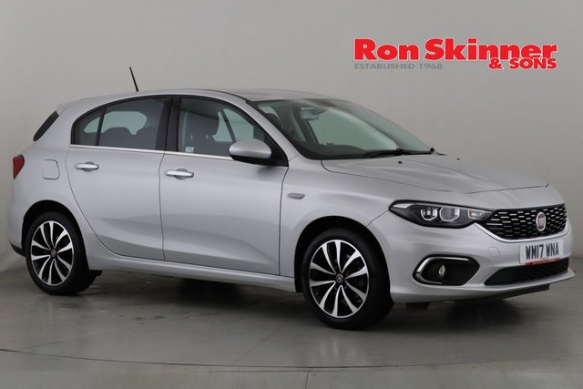 View our 2017 17 FIAT TIPO 1.4 LOUNGE 5d 94 BHP