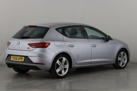 USED 2018 68 SEAT LEON 1.5 TSI EVO FR 5d 129 BHP