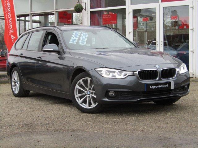 2018 18 BMW 3 SERIES 2.0 318D SE TOURING 5d 148 BHP