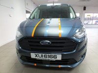 USED 2020 69 FORD TRANSIT CONNECT 1.5 200 LIMITED TDCI 120 BHP AUTO