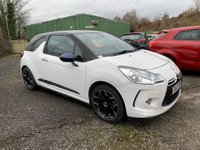 USED 2013 13 CITROEN DS3 1.6 DSTYLE PLUS 3d 120 BHP SERVICE HISTORY