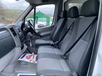 USED 2013 63 MERCEDES-BENZ SPRINTER 313 CDI 13ft 6 LUTON TAIL LIFT 130PS *MANY DIFFERENT MILEAGES AVAILABLE*