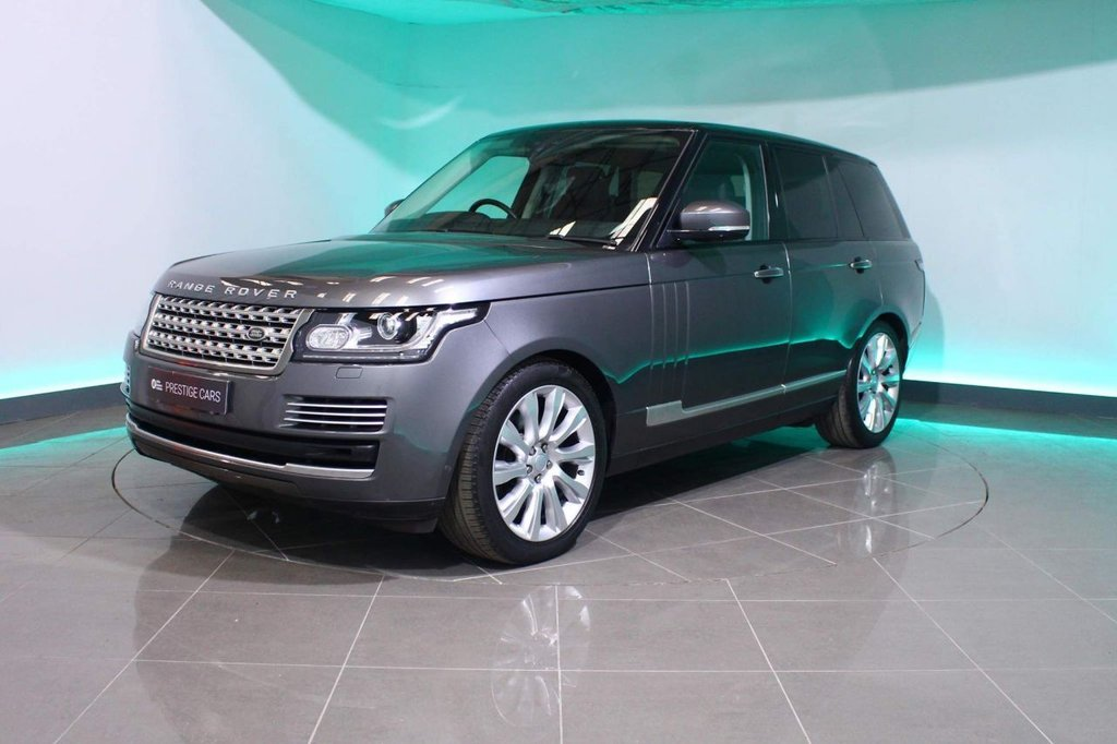 USED 2017 17 LAND ROVER RANGE ROVER 3.0 TD V6 Vogue SE Auto 4WD (s/s) 5dr 21' ALLOYS - PANORAMIC ROOF