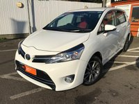 USED 2015 64 TOYOTA VERSO 1.8 VALVEMATIC ICON 5d 145 BHP 7 SEATS, RAC APPROVED