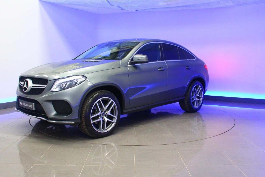 USED 2018 18 MERCEDES-BENZ GLE-CLASS 3.0 GLE350d V6 AMG Line G-Tronic 4MATIC (s/s) 5dr SAT NAV   HEATED SEATS   DAB