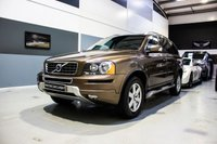 2014 VOLVO XC90 2.4 D5 SPECIAL EDITION AWD 5d 200 BHP**ARM CHAIR LEATHER!** £14391.00