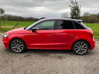USED 2015 64 AUDI A1 1.4 SPORTBACK TFSI S LINE STYLE EDITION 5d AUTO 121 BHP