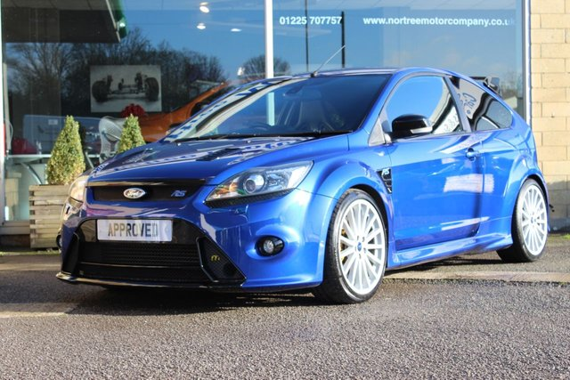 USED 2009 02 FORD FOCUS 2.5 RS 3d 300 BHP