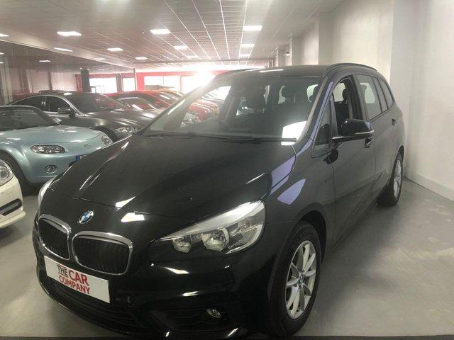 2016 66 BMW 2 SERIES 2.0 218D SE GRAN TOURER 5d 148 BHP
