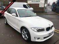 2012 BMW 1 SERIES  118D COUPE 2.0D SPORT 141  £6495.00