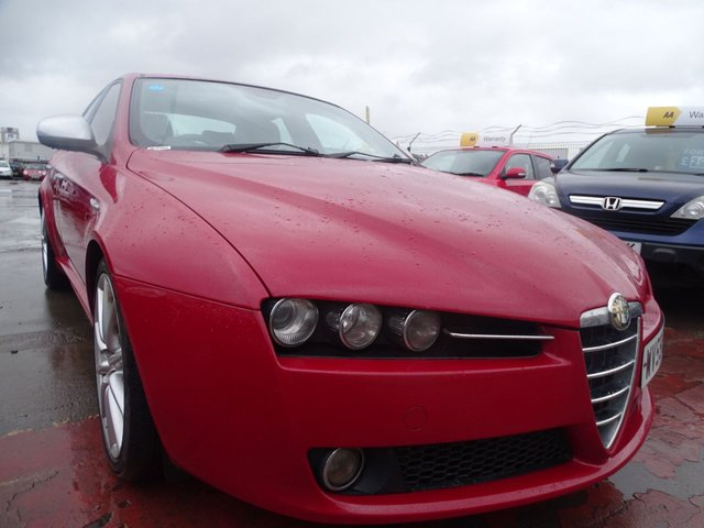 USED 2009 59 ALFA ROMEO 159 1.9 JTDM 16V TI 4d 150 BHP VERY CLEAN CAR