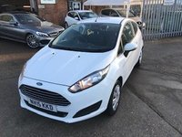 2015 FORD FIESTA 1.2 STYLE 3d 59 BHP £5999.00