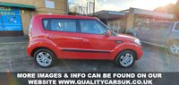 USED 2010 10 KIA SOUL 1.6 2 CRDI 5d 127 BHP PLEASE CALL FOR A VIEWING APPOINTMENT ON ALL VEHICLES!