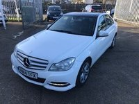 2014 MERCEDES-BENZ C CLASS 180 EXECUTIVE SE £10999.00