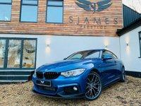 USED 2016 66 BMW 4 SERIES 2.0 420D M SPORT 2d AUTO 188 BHP