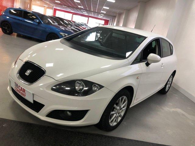 2012 12 SEAT LEON 1.6 CR TDI SE COPA DSG 5d 103 BHP