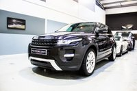 2012 LAND ROVER RANGE ROVER EVOQUE 2.2 SD4 DYNAMIC LUX 5d 190 BHP**FULL GLASS ROOF & BIG SPEC!** £17491.00