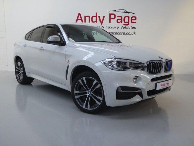 2018 18 BMW X6 3.0 M50D 4d 376 BHP