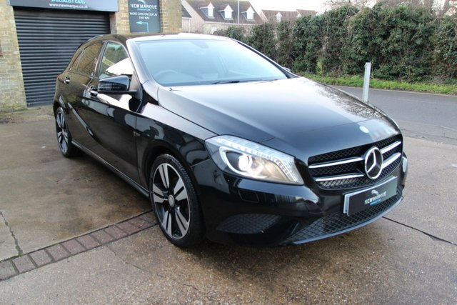 2014 05 MERCEDES-BENZ A CLASS 1.6 A180 BLUEEFFICIENCY SPORT 5d 122 BHP