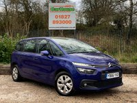 USED 2016 66 CITROEN C4 GRAND PICASSO 1.2 PURETECH TOUCH EDITION S/S 5dr 7 Seats, £30 Tax, PDC