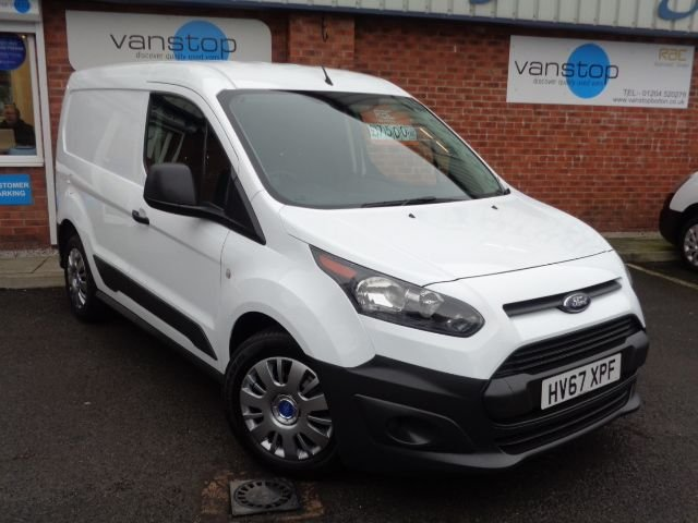 USED 2017 67 FORD TRANSIT CONNECT 1.5 200 P/V 74 BHP