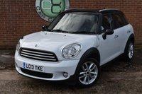2013 MINI COUNTRYMAN 1.6 COOPER 5d AUTO 122 BHP £8390.00
