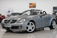 USED 2011 11 MERCEDES-BENZ SLK 1.8L SLK200 KOMPRESSOR 2d AUTO 184 BHP STUNNING SLK WITH HEATED SEATS + FULL LEATHER!
