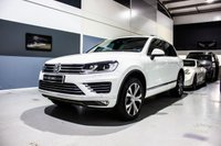 2015 VOLKSWAGEN TOUAREG 3.0 V6 R-LINE TDI BLUEMOTION TECHNOLOGY 5d 259 BHP*FULL GLASS ROOF!* £23991.00