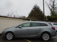 USED 2012 12 VAUXHALL ASTRA 1.6 SE 5d 113 BHP GUARANTEED TO BEAT ANY 'WE BUY ANY CAR' VALUATION ON YOUR PART EXCHANGE
