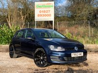 USED 2013 62 VOLKSWAGEN GOLF 2.0 SE TDI BLUEMOTION TECHNOLOGY 5dr £20 Road Tax, Cambelt Changed