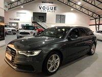 2012 AUDI A6 2.0 AVANT TDI S LINE 5d 175 BHP £10750.00