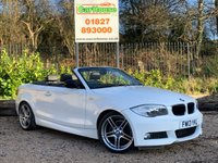 USED 2013 13 BMW 1 SERIES 2.0 118D SPORT PLUS+ EDITION 2dr Park Sensors, Stunning Car