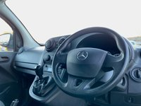 USED 2016 66 MERCEDES-BENZ CITAN 1.5 111 CDI AC LONG LWB EURO 6 BLUEEFFICIENCY LWB, AC, ONE OWNER, DEALER HISTORY, CRUISE, PLY LINED,