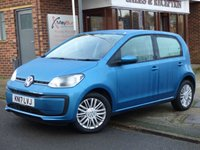2017 VOLKSWAGEN UP 1.0 MOVE UP 5d 60 BHP £7495.00