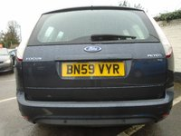 USED 2009 59 FORD FOCUS 1.8 ZETEC 5d 125 BHP GUARANTEED TO BEAT ANY 'WE BUY ANY CAR' VALUATION ON YOUR PART EXCHANGE